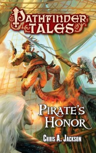 "Chris Jackson's Latest Book, ""Pirate's Honor"""